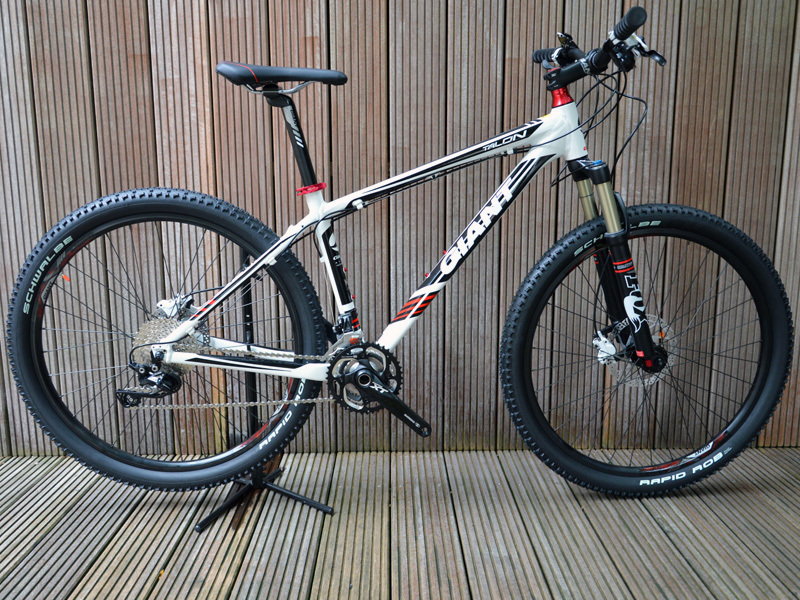Giant Talon 0 Ltd S Tec Sports