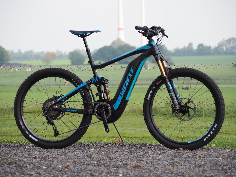 giant e bike 2018