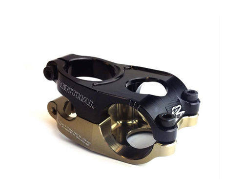 Renthal Duo Vorbau 50mm gold/black