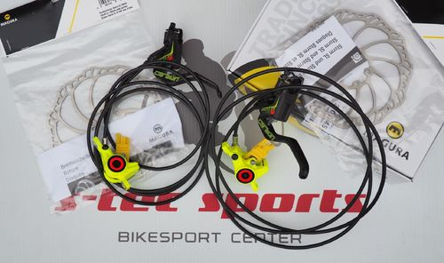 Magura MT8 Raceline Disc Kit