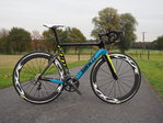Giant Propel Advanced CXR 2017