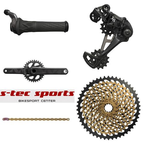 Sram XX1 Eagle Gruppe Grip Shift 1x12