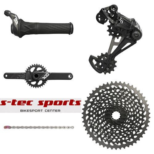Sram X01 Eagle Gruppe Grip Shift 1x12