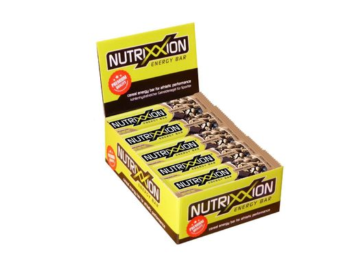 Nutrixxion Riegel Peanut Choco 25er Box