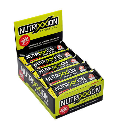 Nutrixxion Riegel Banana 25er Box