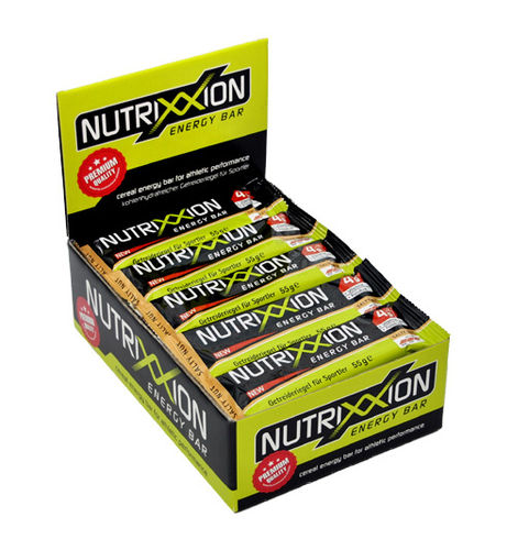 Nutrixxion Riegel Cappuccino 25er Box
