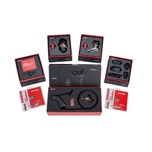 SRAM RED eTap Disc Upgrade-Kit