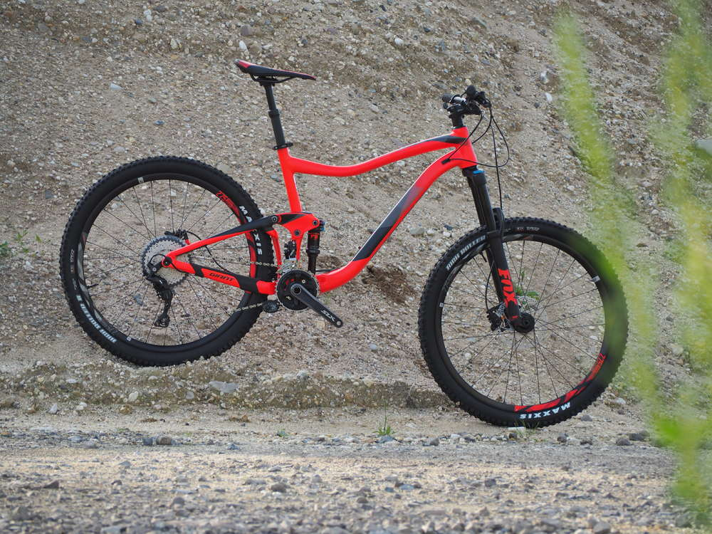 d61eb909b80 Giant Trance 2 Red 2018