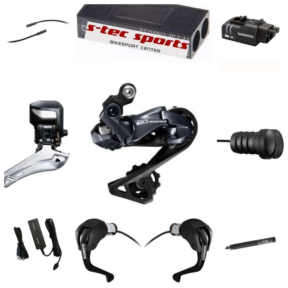 Shimano Ultegra 8050 Di2 Tt Upgrade Kit S Tec Sports External Wiring