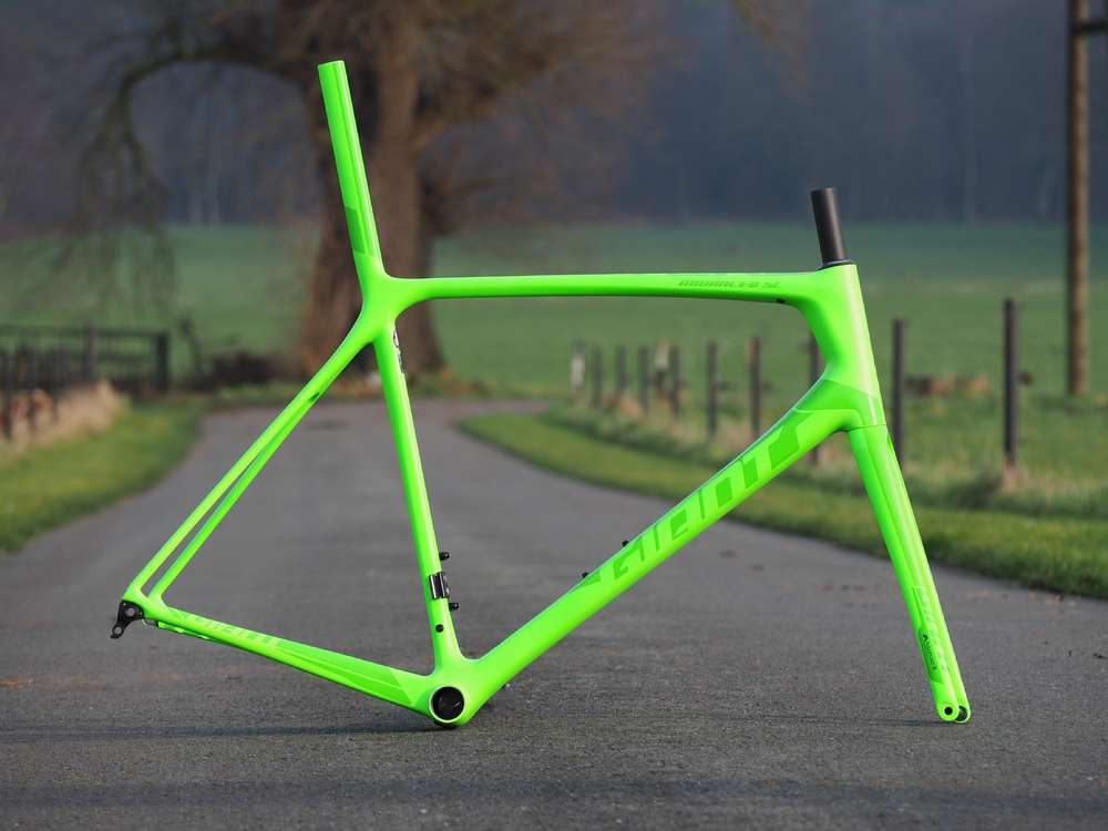 Giant TCR Advanced SL Disc Frameset 2018