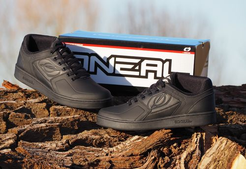 Oneal Pinned Pro Flatpedal shoe black 2018 -NEW-