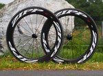 808 Firecrest white Carbon Clincher