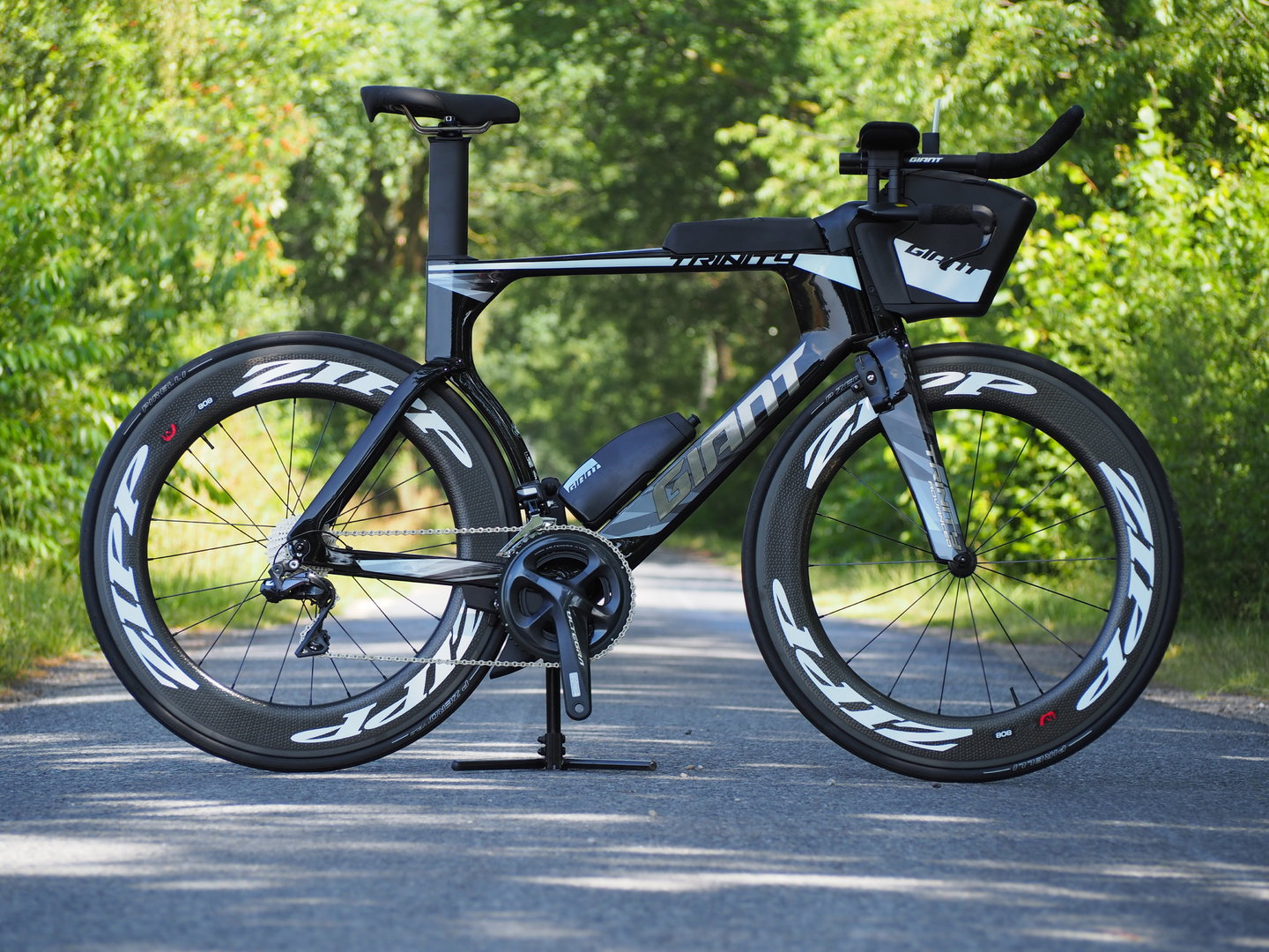 Giant Giant Trinity Advanced Pro 1, Modell 2021 | tri- and time trial bike