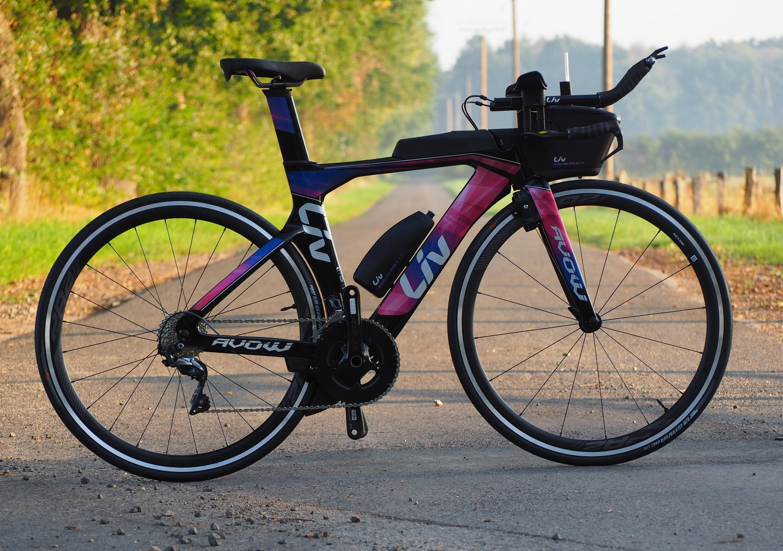 Liv Avow Advanced Pro 2 2019   tri- and time trial bike