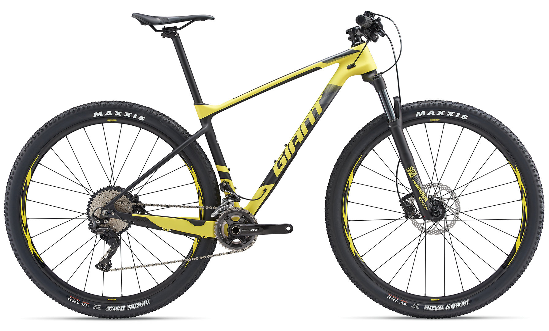 Giant XtC Advanced 2 29er 2019