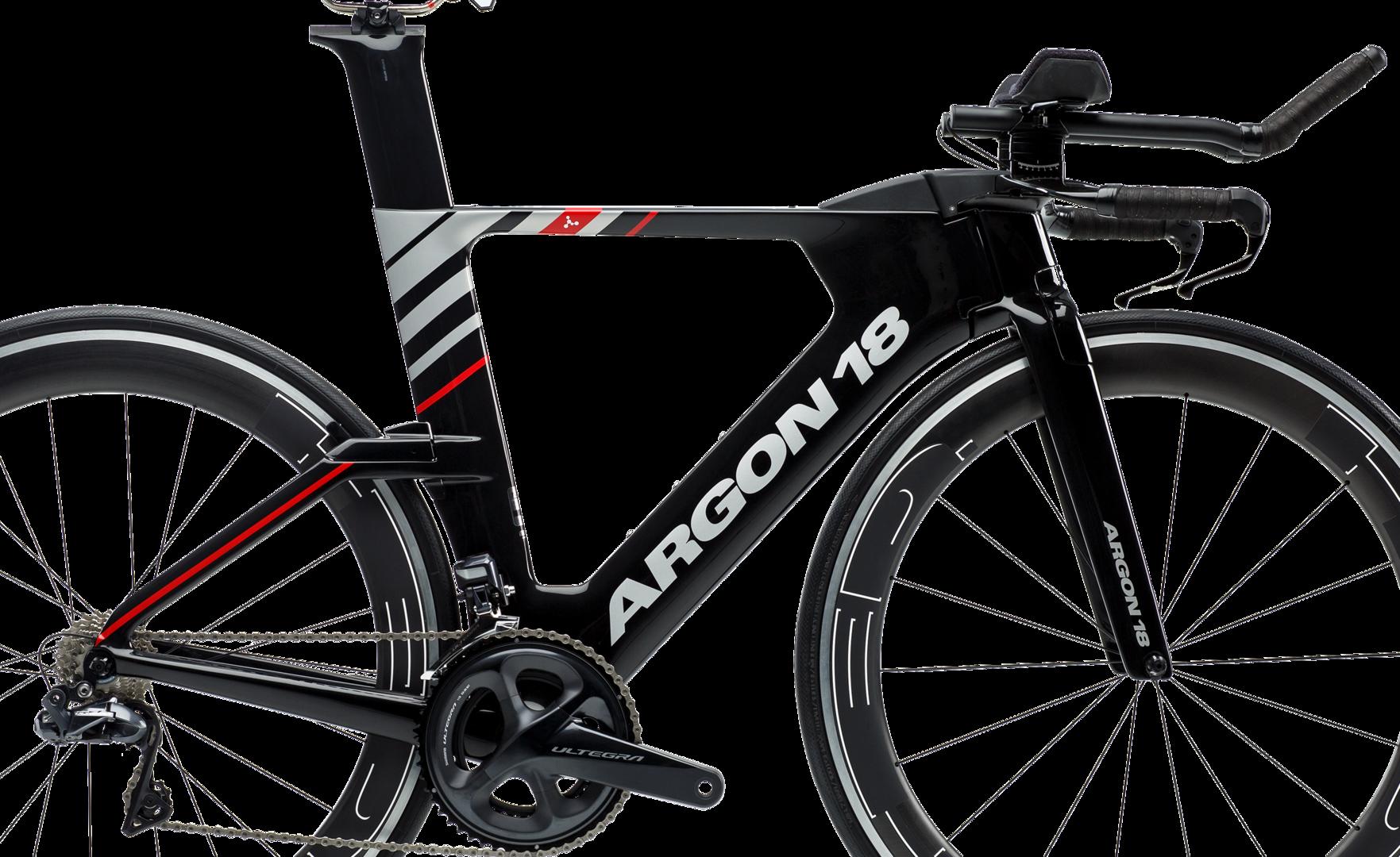 Argon 18 E-119 Tri+ frameset 2019 | bike frame
