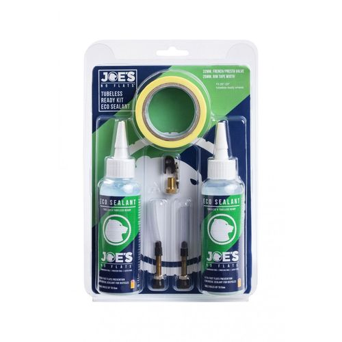 Joe`s No Flats Tubeless Ready Kit