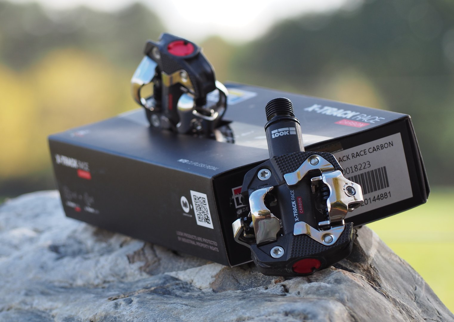 Look - X-Track Race Carbon | bike pedal
