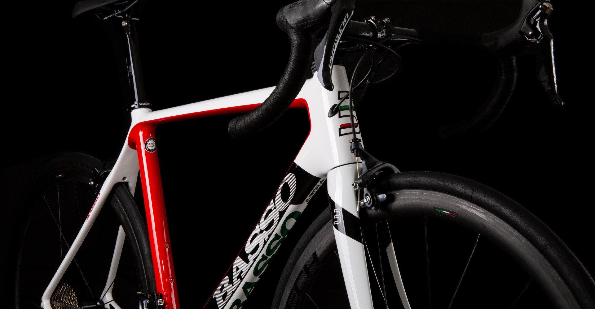 Basso Astra 2019 Frameset Italy - S-TEC sports