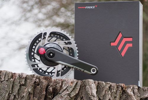 SRAM RED  AXS 12 Speed Powermeter Kurbelsatz