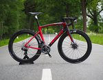RIDLEY Noah Fast Disc Red AXS 2019