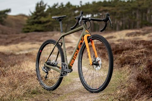 Ridley Kanzo Adventure Carbon  2020