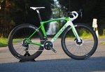 RIDLEY Noah Fast Disc Force eTap green 2020