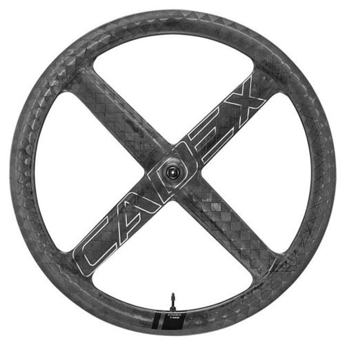 CADEX 4-Spoke Aero Tubeless Front Wheel