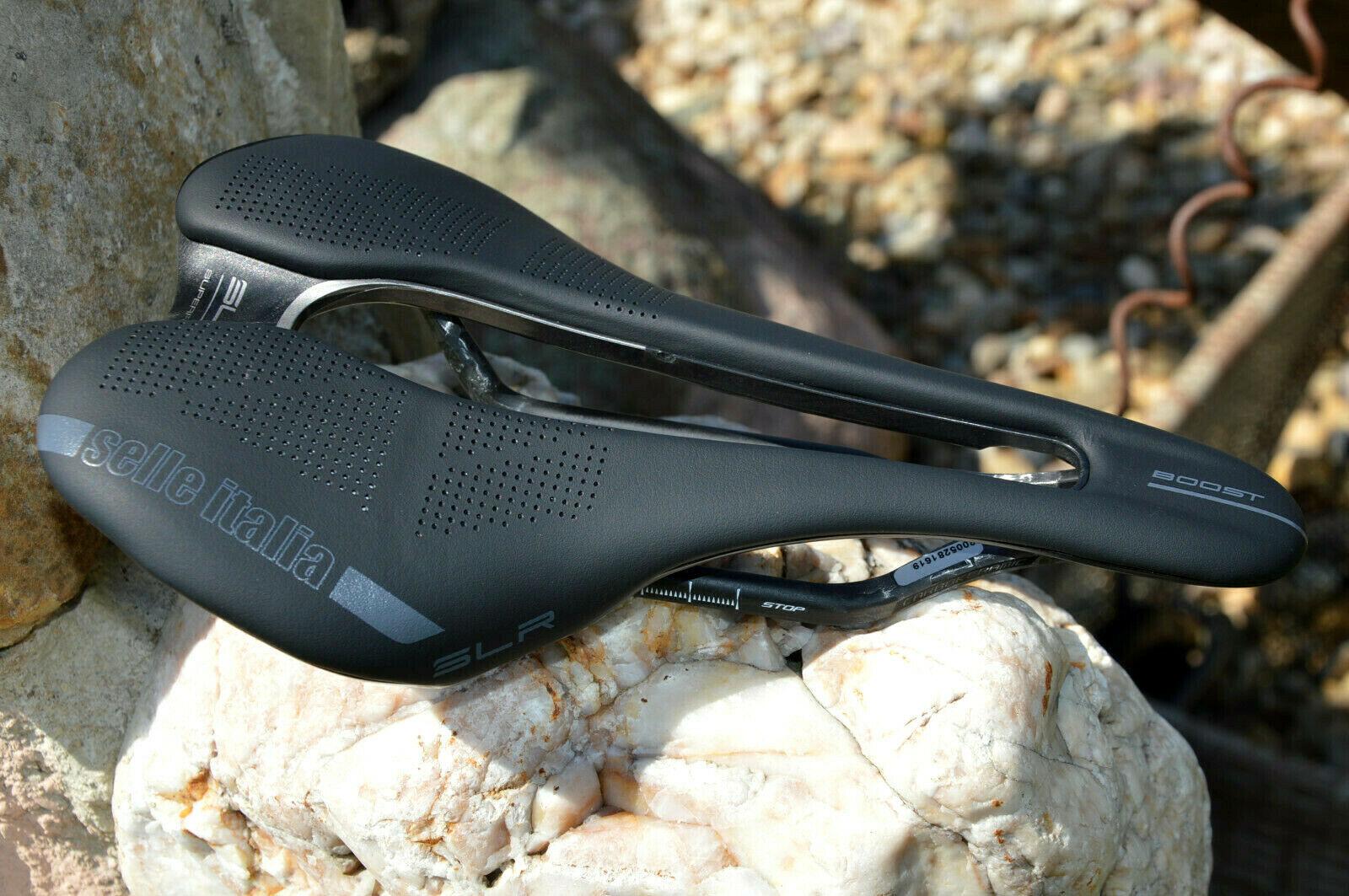 Selle Italia SLR Boost Kit Carbonio Superflow Saddle | bike saddle